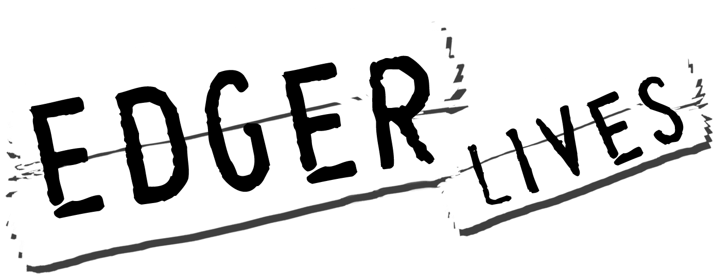 Edger Lives - Logo